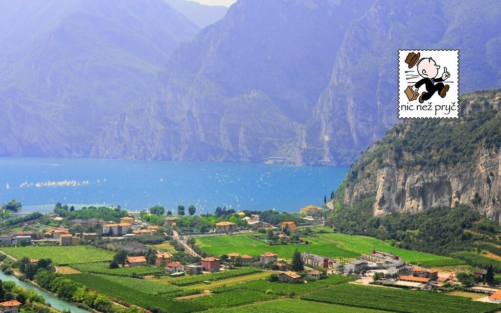 Lago di Garda to nie je len jazero, ale aj krásna príroda