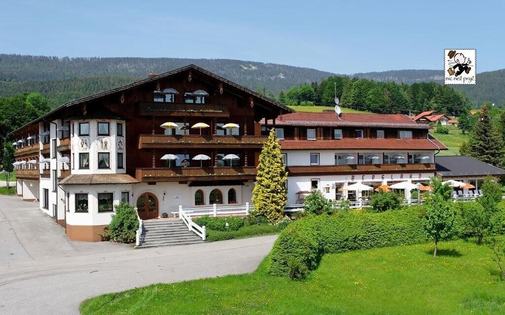 All inclusive dovolenka v hoteli Landgut Bergland-Hof