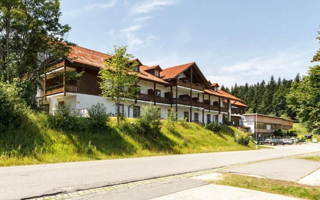 Hotel Mitterdorf je v tej najlepšej lokalite