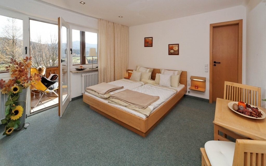 V Landhoteli Arber Wellness sa dočkáte komfortu