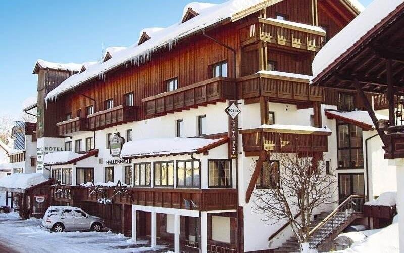 Ferienhotel Waldspitze stojí na dosah prírody