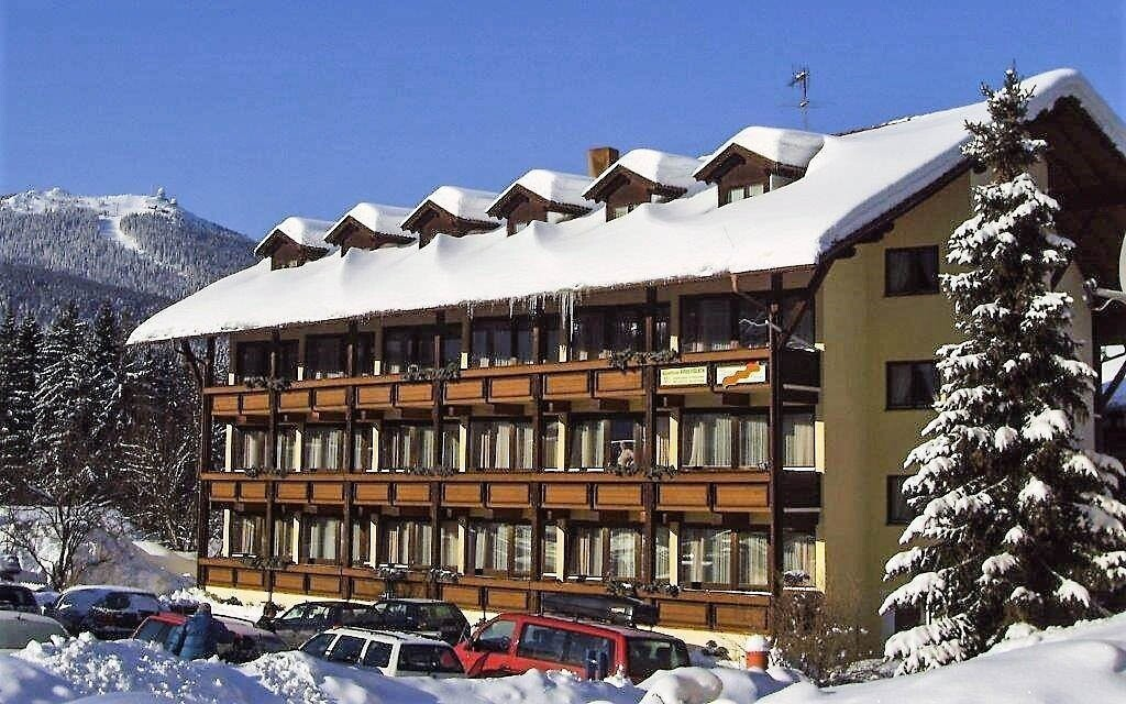 Apparthotel Arberblick stojí pri Bavorskom lese