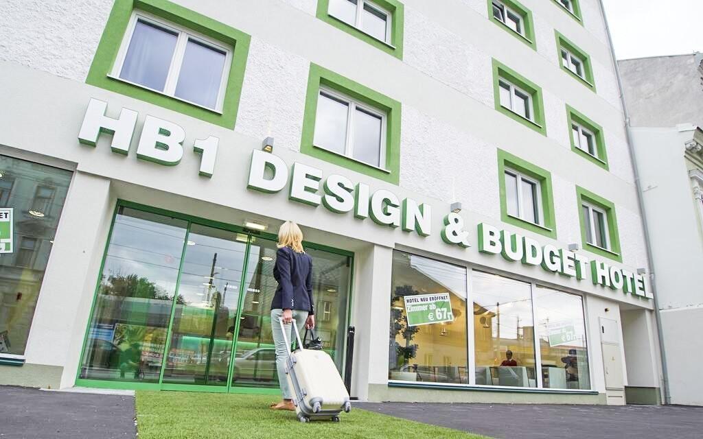 HB1 Design & Budget Hotel je oblíbeným ubytováním