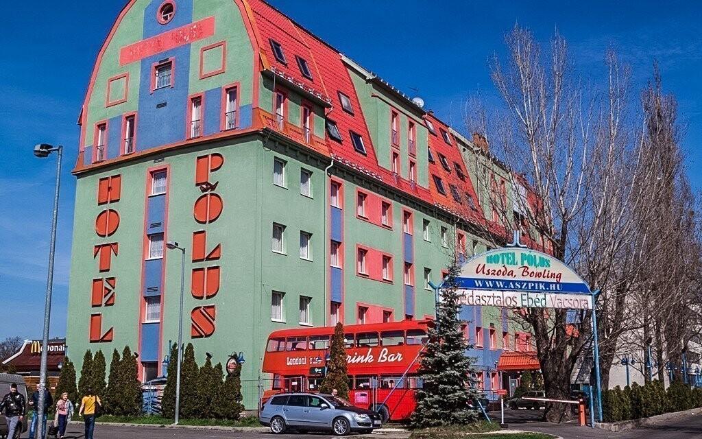 Vyrazte do Budapešti - do hotelu Pólus