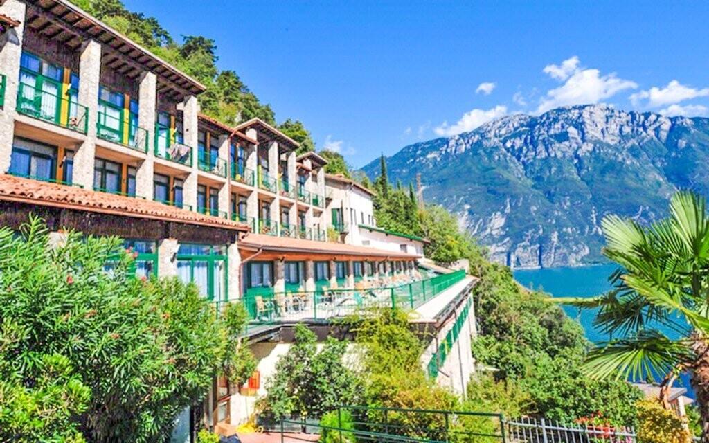 Ubytování u největšího italského jezera