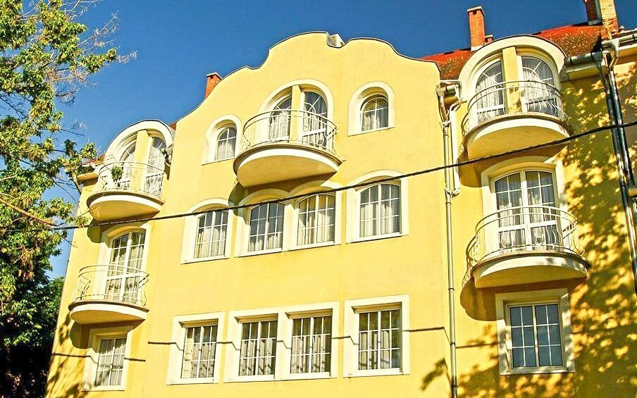 Doprajte si jedinečnú dovolenku v hoteli Wesselényi Györ