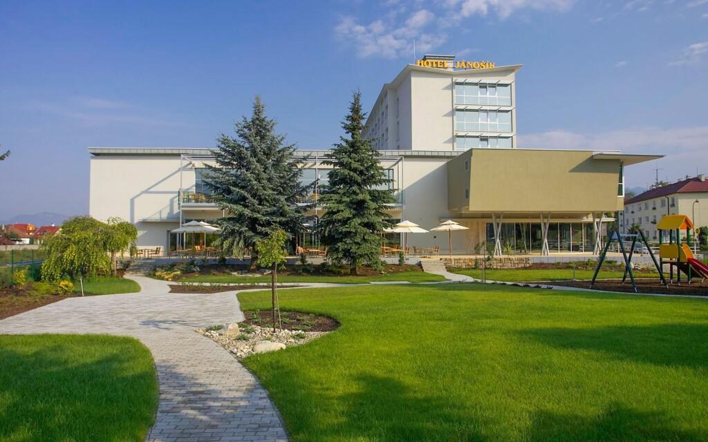Hotel Jánošík ****, Liptov, Slovensko
