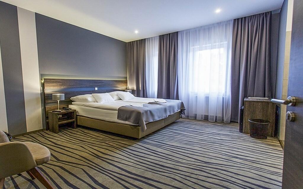 Izby sú luxusne zariadené