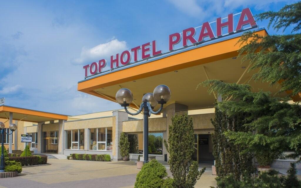 fdd7f06a6 Top Hotel Praha **** | TRAVELKING = nový Zľavoking