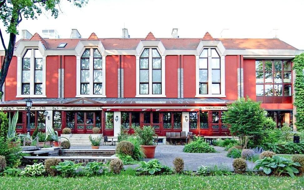 Hotel Golden Ball Club **** v Györe v Maďarsku
