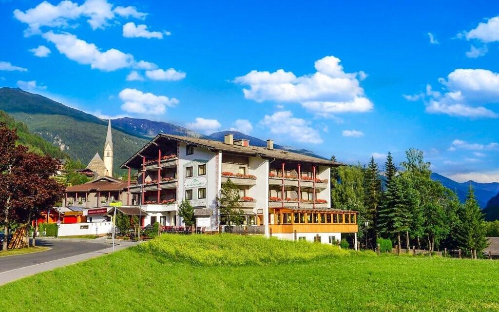 Vysoké Taury v luxusním Hunguest Hotelu Heiligenblut