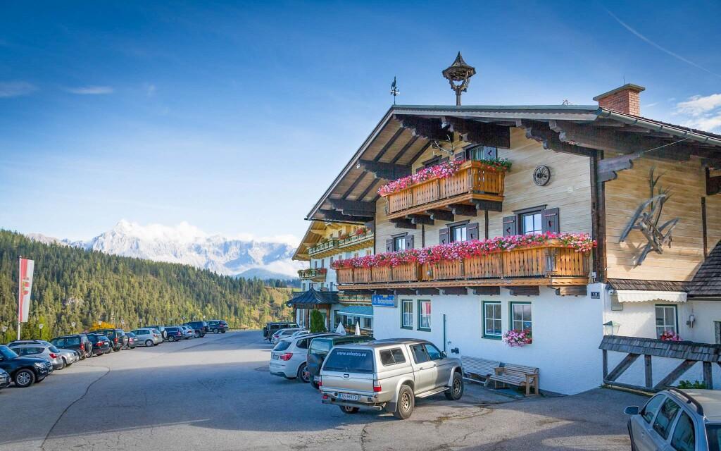 Pension Bachseitenhof, Rakousko
