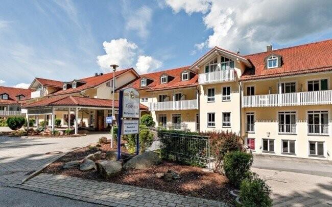 Sporthotel Ahornhof Bavorsko Německo Sleva Zlava Slevoking Zlavoking