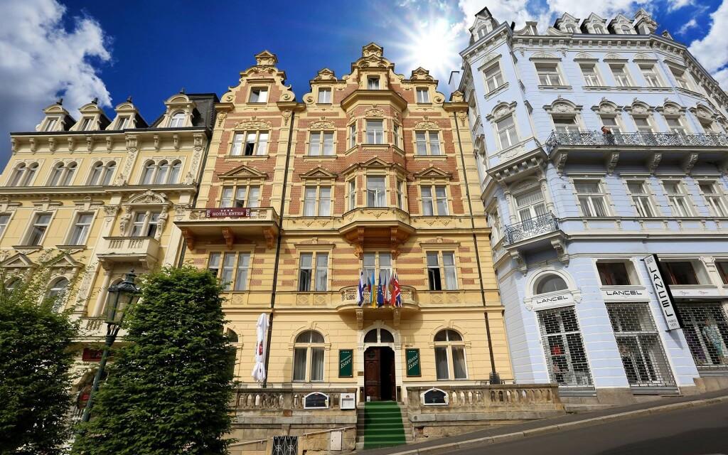 Hotel Heluan & Ester, Karlovy Vary