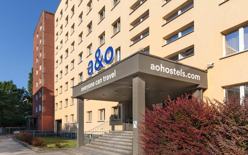 Ubytujte sa v A&O Berlin Mitte hneď v centre Berlína
