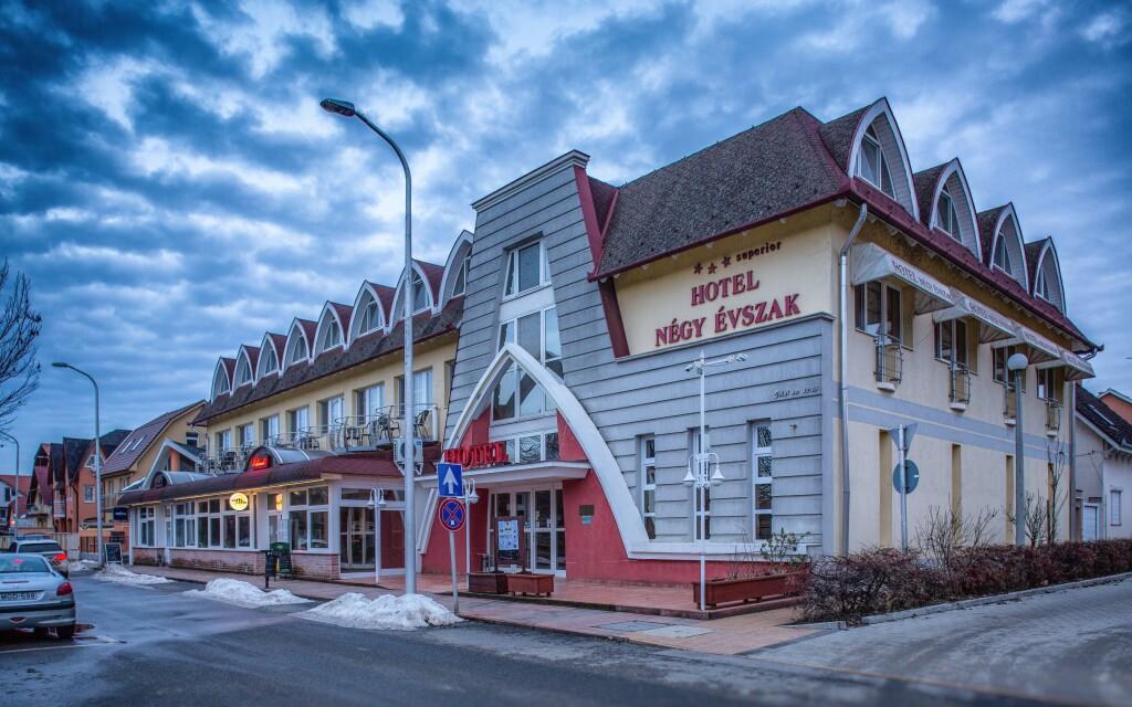 Hotel Négy Évszak Superior ***, Hajduszoboszlo, Magyarország