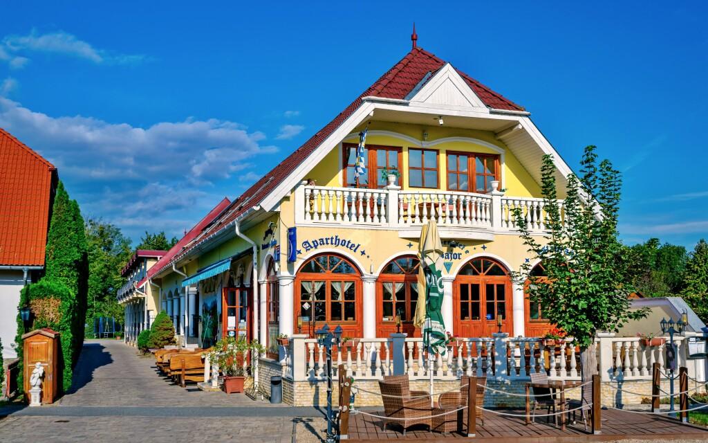 Bavorský Penzion Bajor, Bük, Maďarsko
