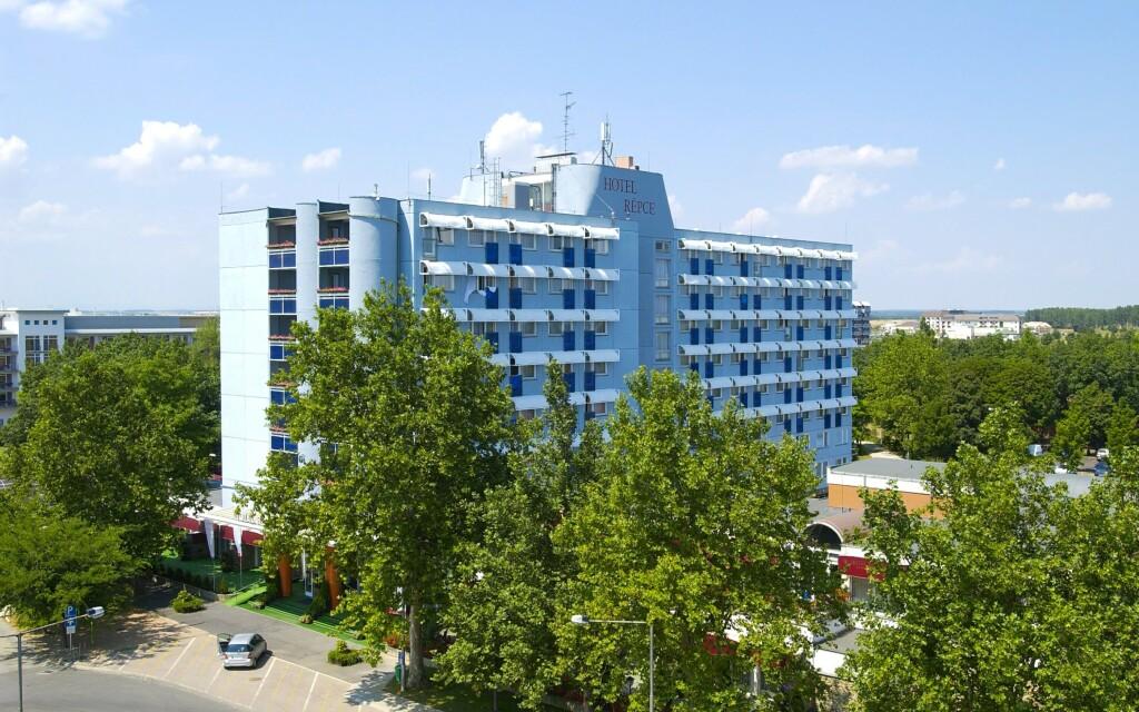 Hunguest Hotel Répce *** přímo propojený s lázněmi Bükfürdő