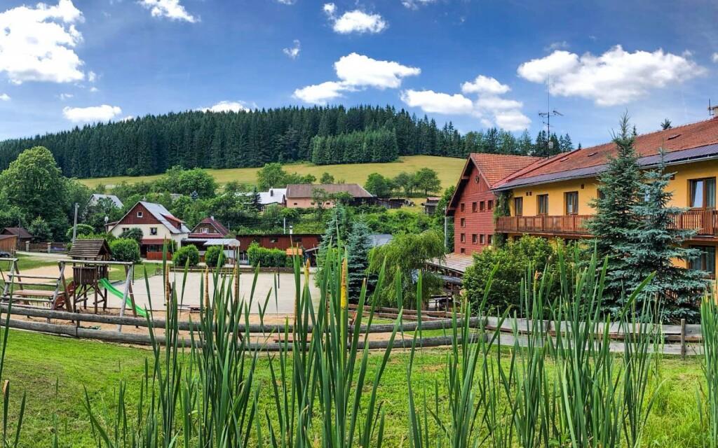 Horský hotel Kyčerka *** vás čeká na Valašsku