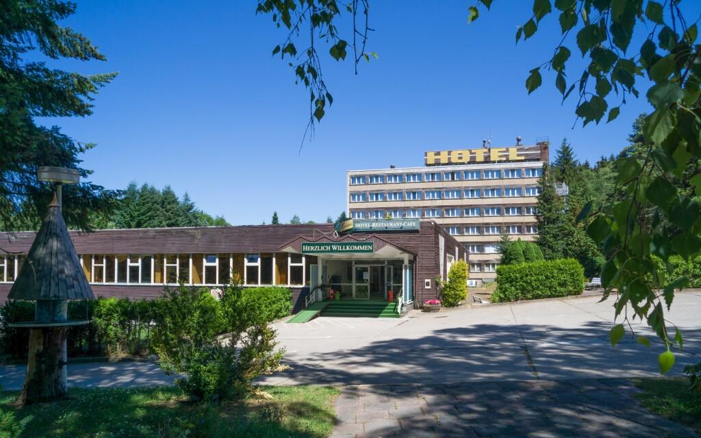 Krásna príroda, Ferienhotel Markersbach ***, Nemecko