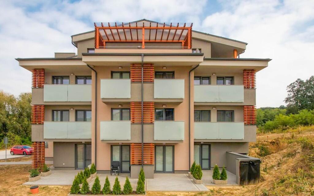 Apartmány Kyjev stoja blízko termálov, Podhájska