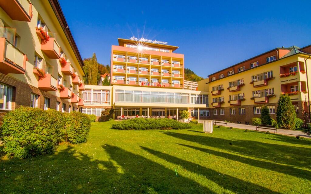 Spa Resort Sanssouci **** bol niekoľkokrát ocenený