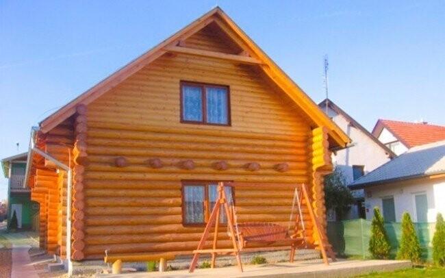 Penzión Zrub Vás nadchne svojou štýlovou architektúrou