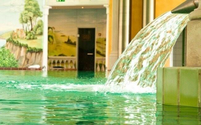 Kúpeľný hotel Birkenhof v Bavorsku s plnou penziou a každodenným vstupom do kúpeľov