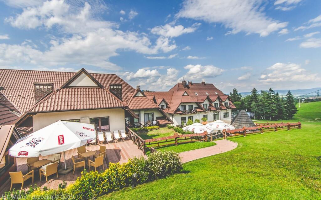 Hotel Kompleks Beskid ***, lengyel Beskydy