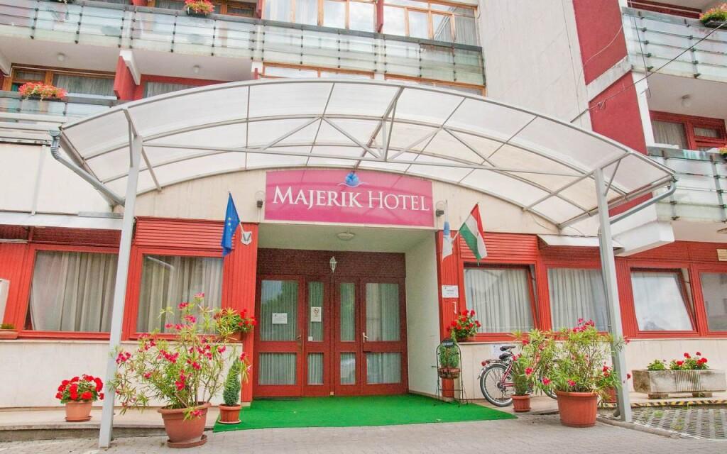 Majerik Hotel ***, Maďarsko, Hévíz