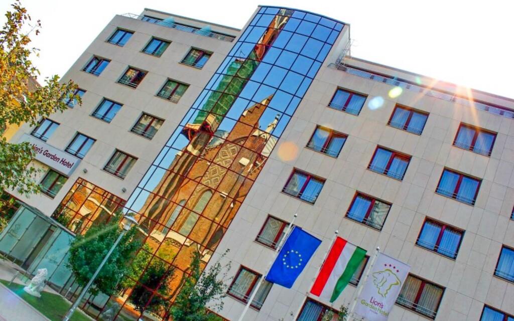 Lion's Garden Hotel ****, Budapešť