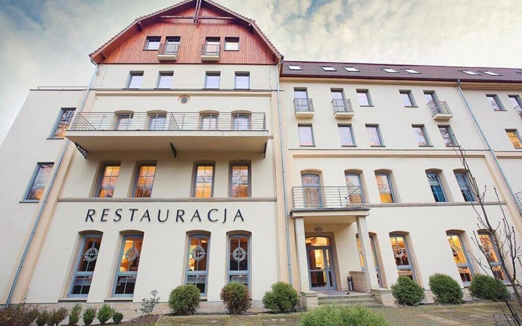 Lázeňský dům Hotel Spa Medical Dwór Elizy Polsko