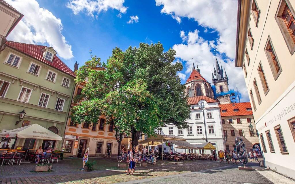 Hotel Tyn Yard Residence ****, Praha