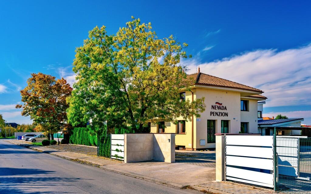 Penzion Nevada leží blízko obľúbeného Thermalparku