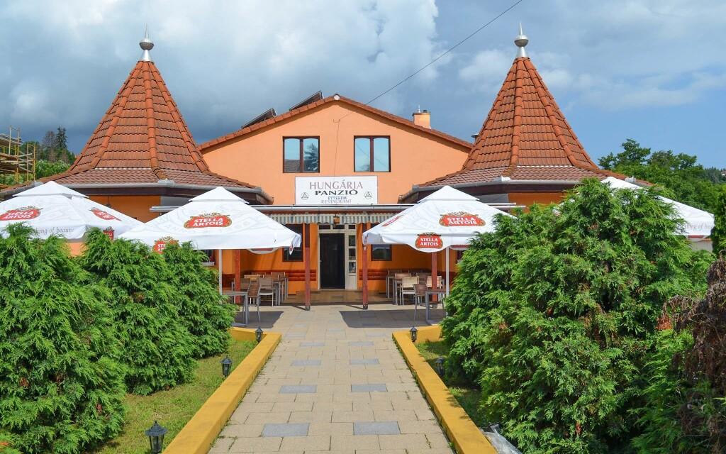 A Hungária Panzió egy családi kézben lévő vendégház