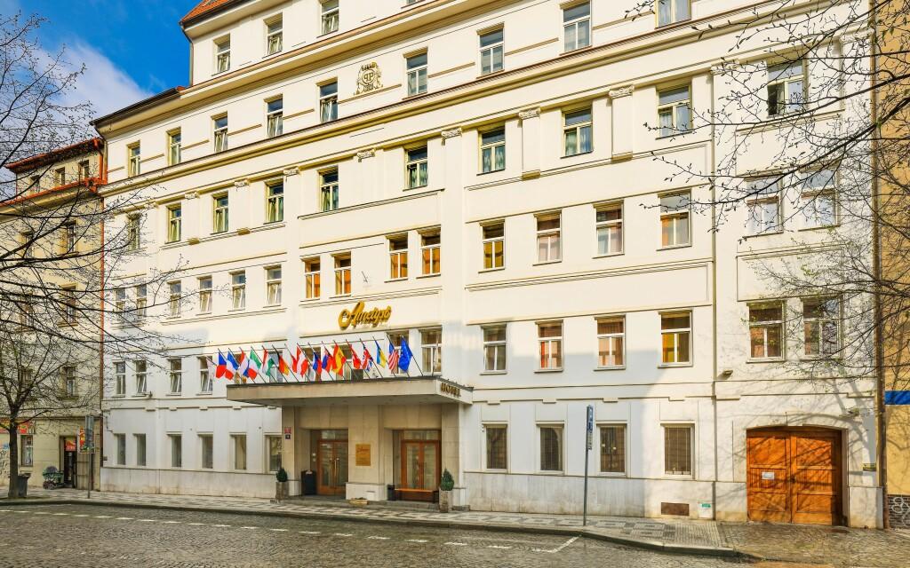 Hotel Ametyst ****, Praha