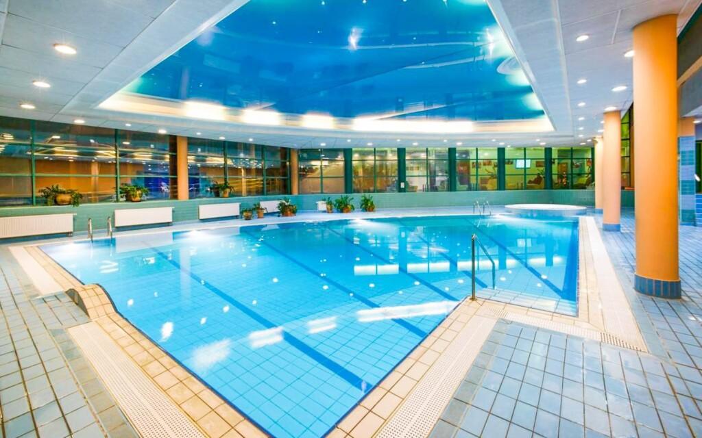 Wellness centrum, Hotel Orient ****, Krakov