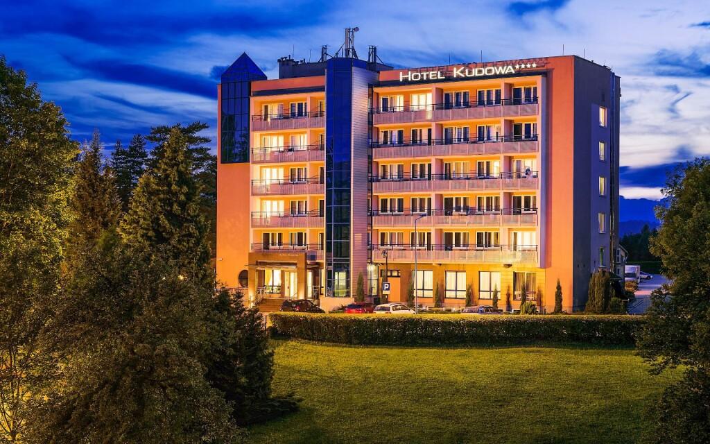 Hotel Kudowa ****, Kudowa Zdrój