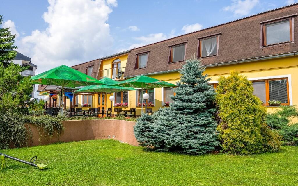 Agrothermal Panzió Besenyőfalu, Szlovákia