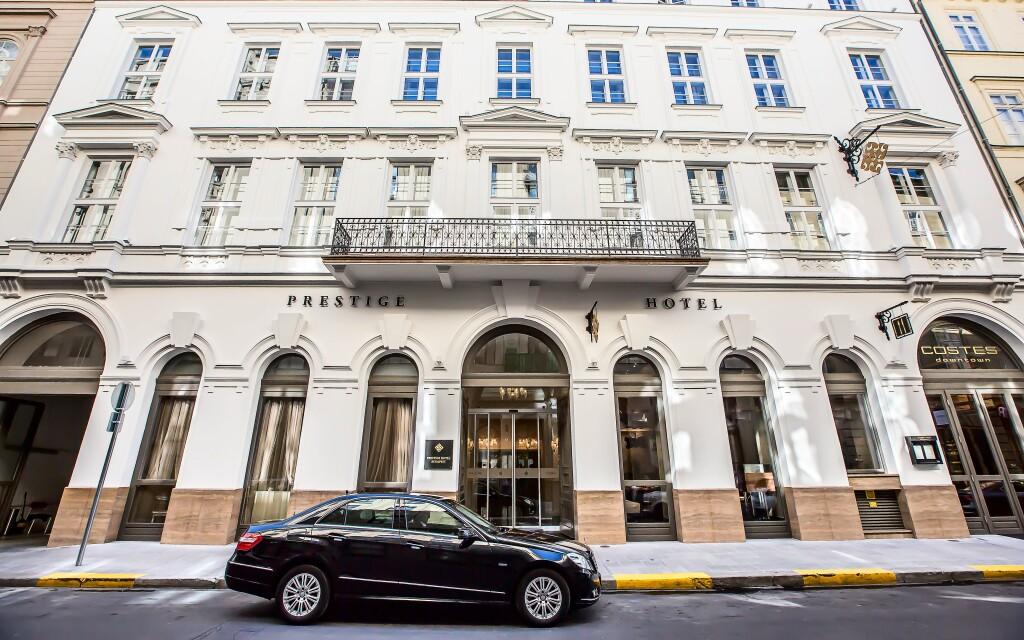 Prestige Hotel Budapest ****superior