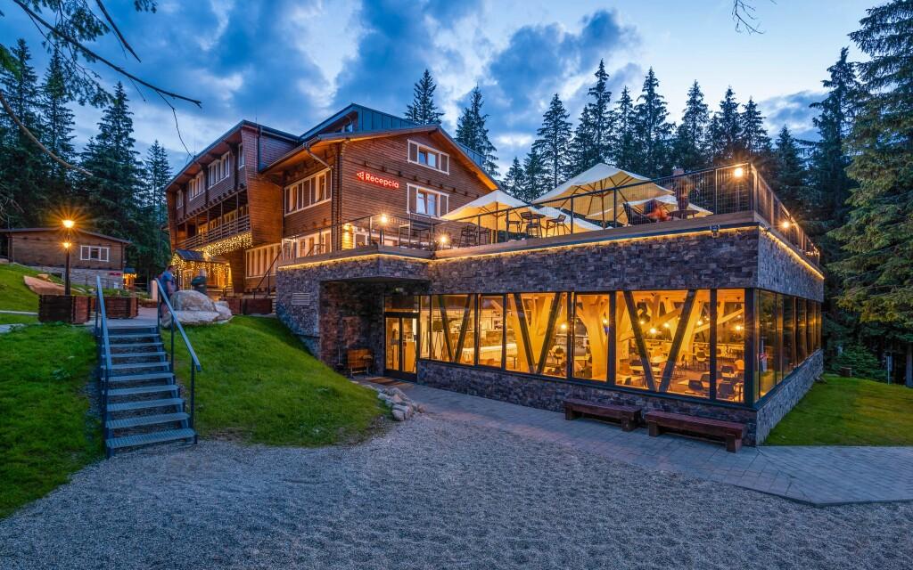 Areál Eko-šport Hotela Björnson ***