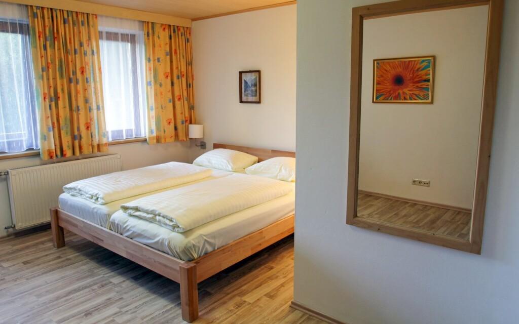 Pokoj Standard, Hotel Evianquelle ***, Rakousko