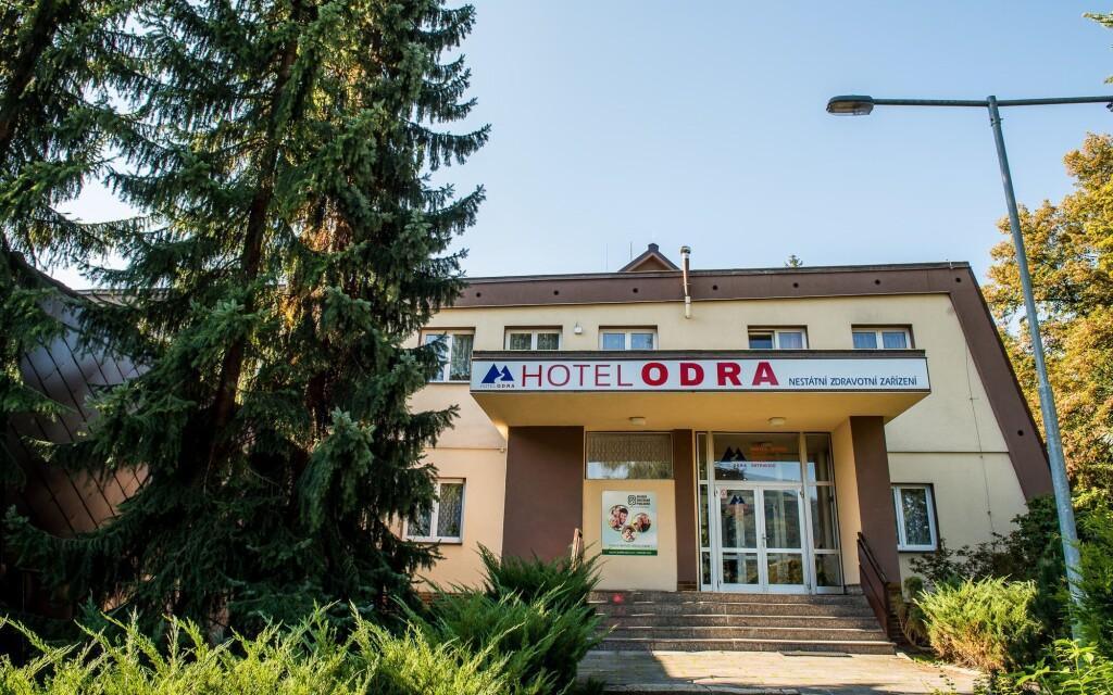 Hotel Odra *** Ostravice, Beskydy blízko Lysé hory
