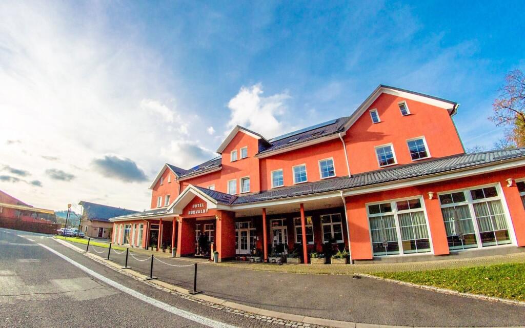Hotel Hukvaldy, Beskydy, relaxační dovolená