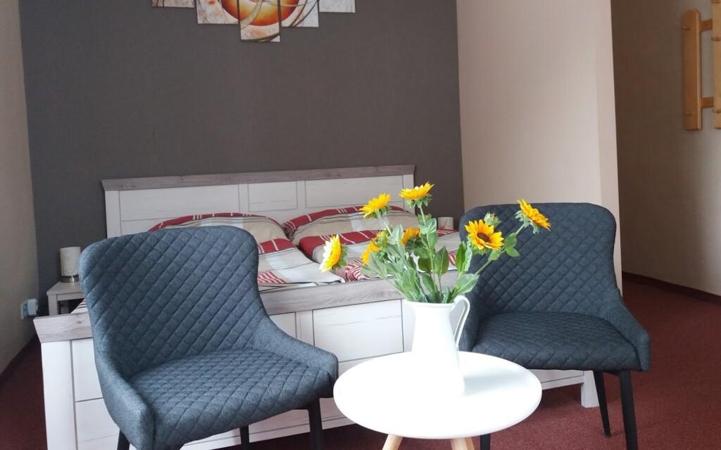 Izby sú komfortne zariadené