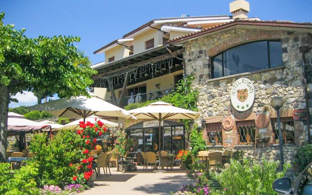 Užite si Toskánsko v Hoteli Rosati ***