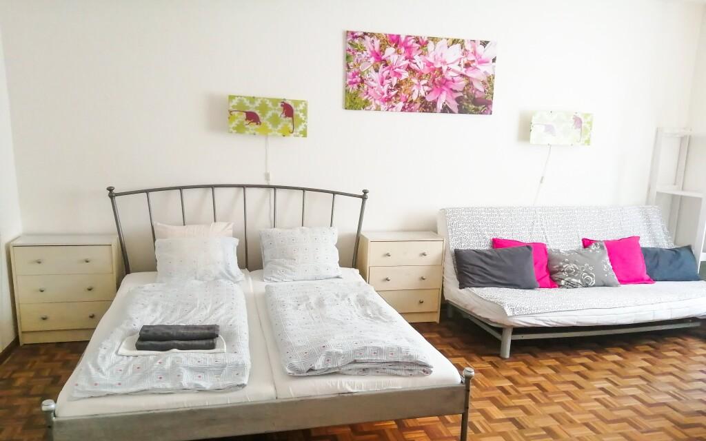 Odpočiňte si v pokojích provoněných květinami