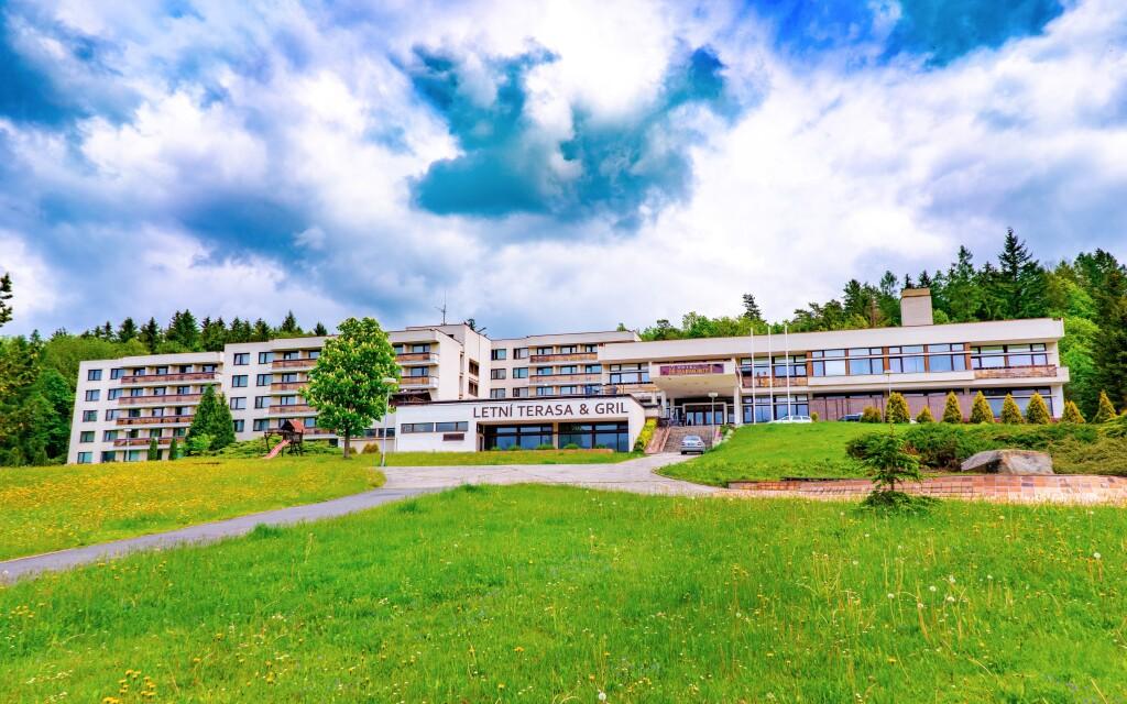 Užijte si dovolenou v Hotelu Harmonie ***