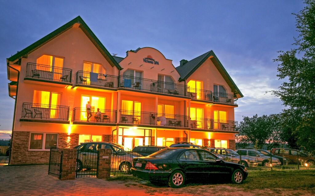 Hotel Victoria Spa *** u Baltského moře