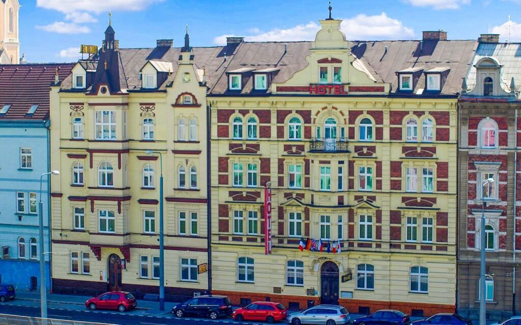 Hotel Victoria ***, Plzeň